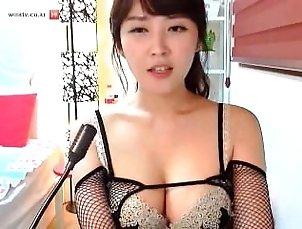 Korean Girl Shows Nice Boobs 07