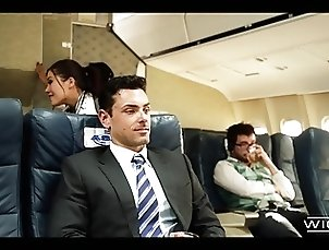 Asian Airlines Orgy