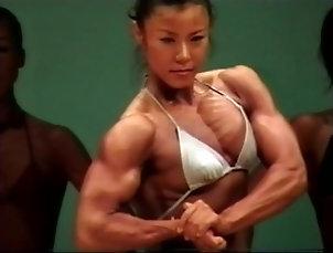 Tomoko Kanda japanese fbb