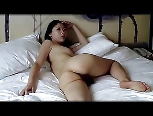 Chinese girlfriend is pretty hairy
