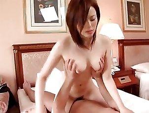 Japanese Beauty Takes Facial