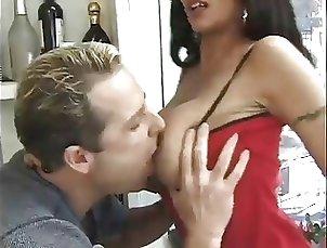 Candy Roxxx - Busty Asian Babe