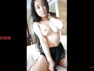 Chinese Model 大波奶茶妹 BustyMilkTea - Sex Tape